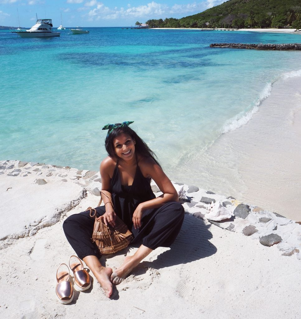 The Style Traveller Bonnie Rakhit what to wear in the caribbean fashion