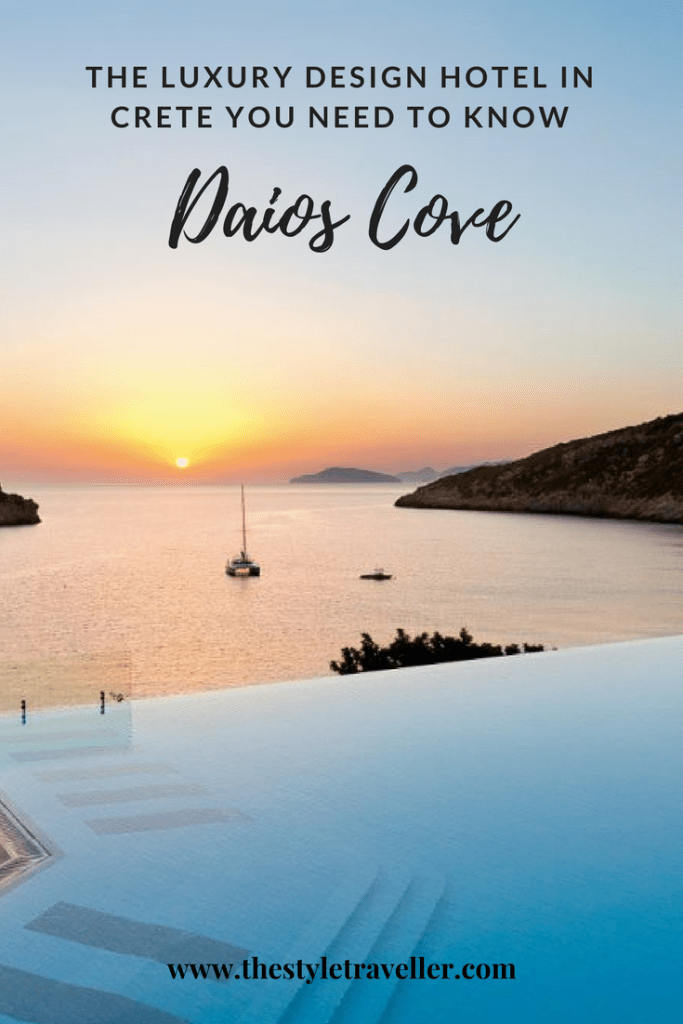 Daios Cove The Luxury Desing Hotel In Crete You Need To Know