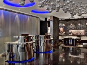 check in at the w hotel