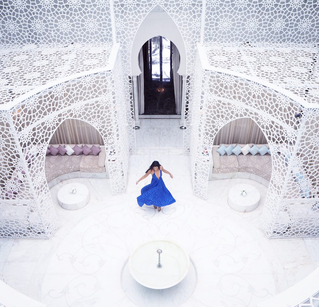 Check In To The Most Expensive Hotel In Marrakech