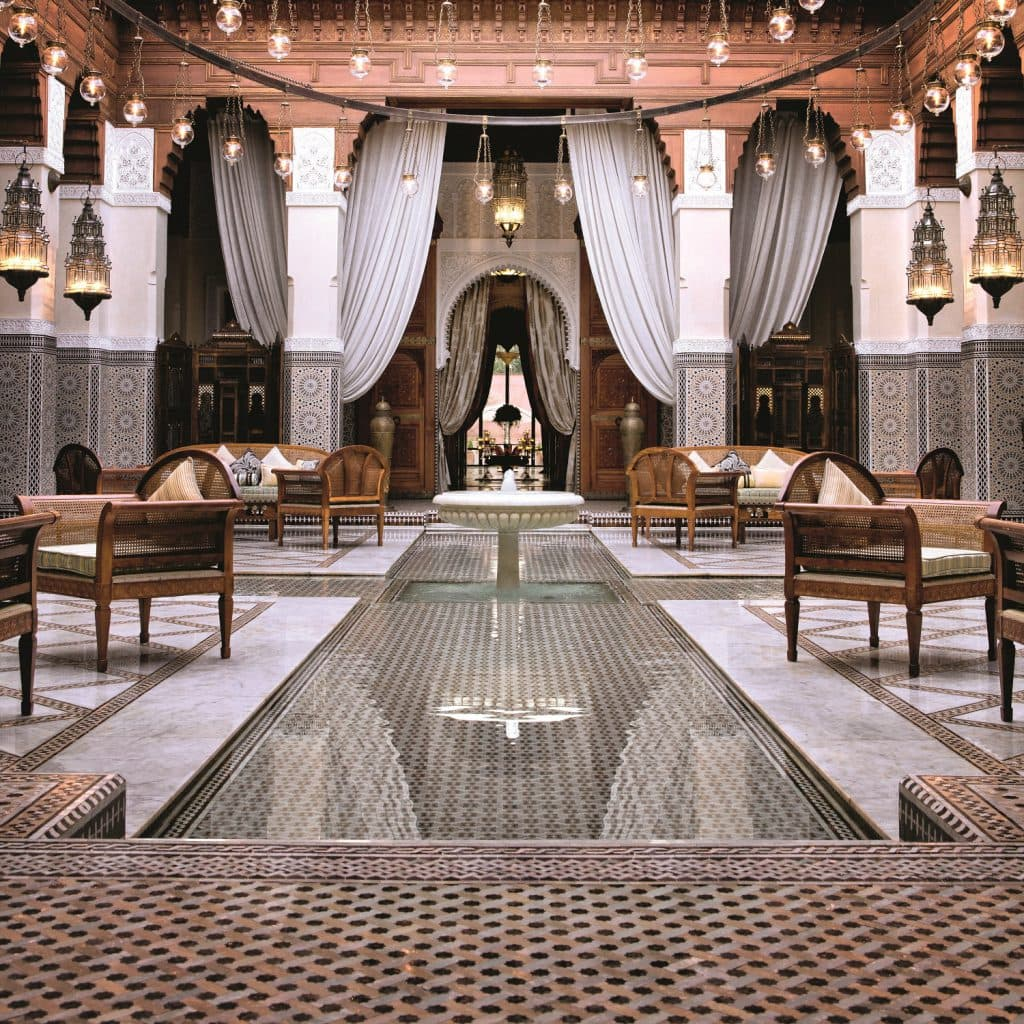 Check In To The Most Expensive Hotel In Marrakech - The Style Traveller