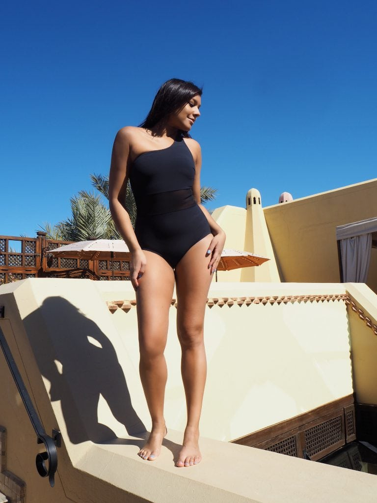 Bonnie Rakhit Figue Leaves Holiday Swimwear for summer