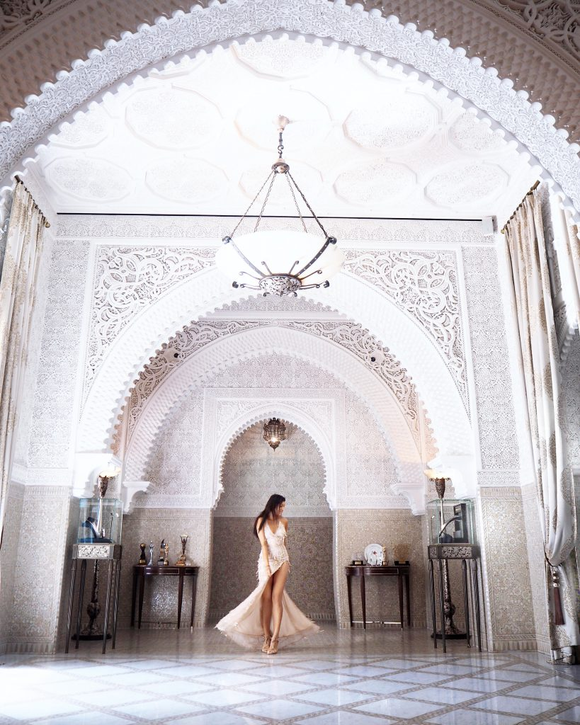 Royal Mansour Bonnie Rakhit Most Expensive Hotel In Morocco, Moroccan architecture