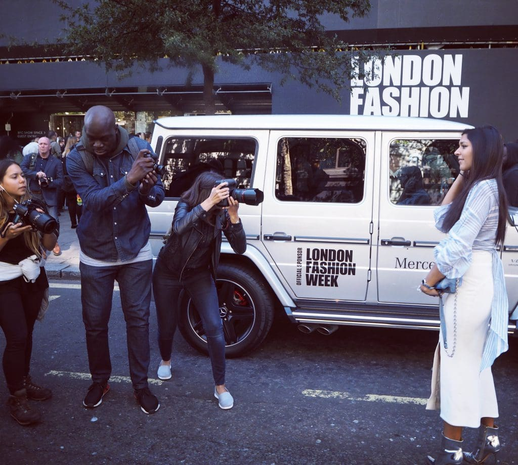 London-fashion-week-Bonnie-Rakhit-style-traveller-mercedes-photoshoot