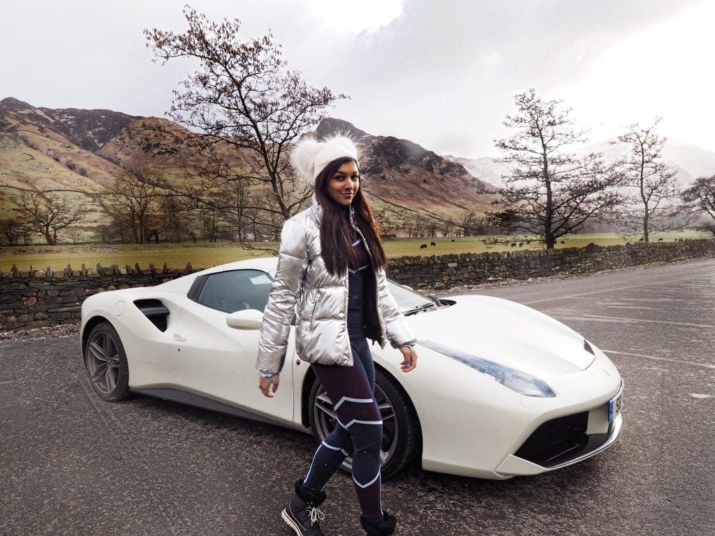 ferrari Bonnie Rakhit style Traveller walking weekend lake district
