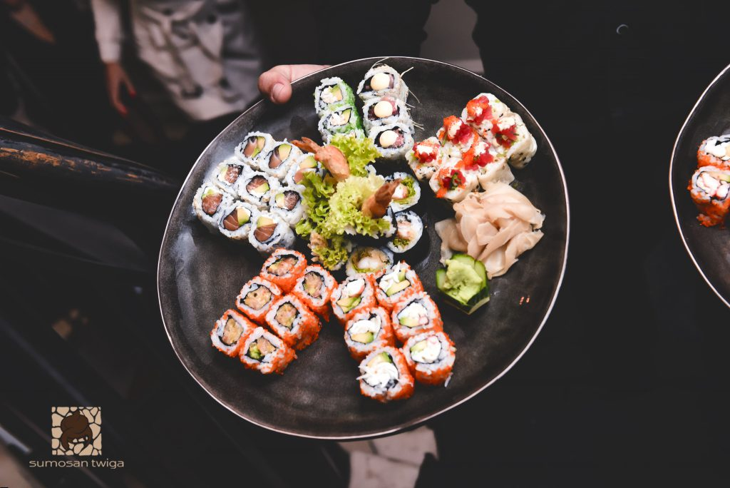 Sumosan twiga London restaurants sushi