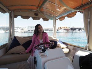 Newport Beach California - 48 hours in The OC Bonnie Rakhit style traveller what to do duffy boats