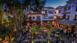 nobu marbella hotel best restaurants spain plaza