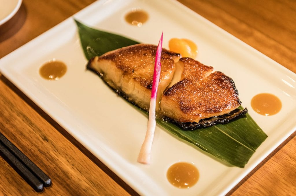 nobu marbella hotel best restaurants spain black cod