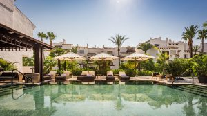 nobu-pool Marbella boutique design hotels