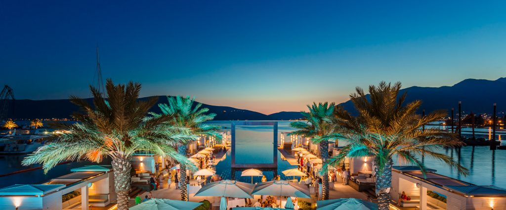 evening parties nights out porto montenegro