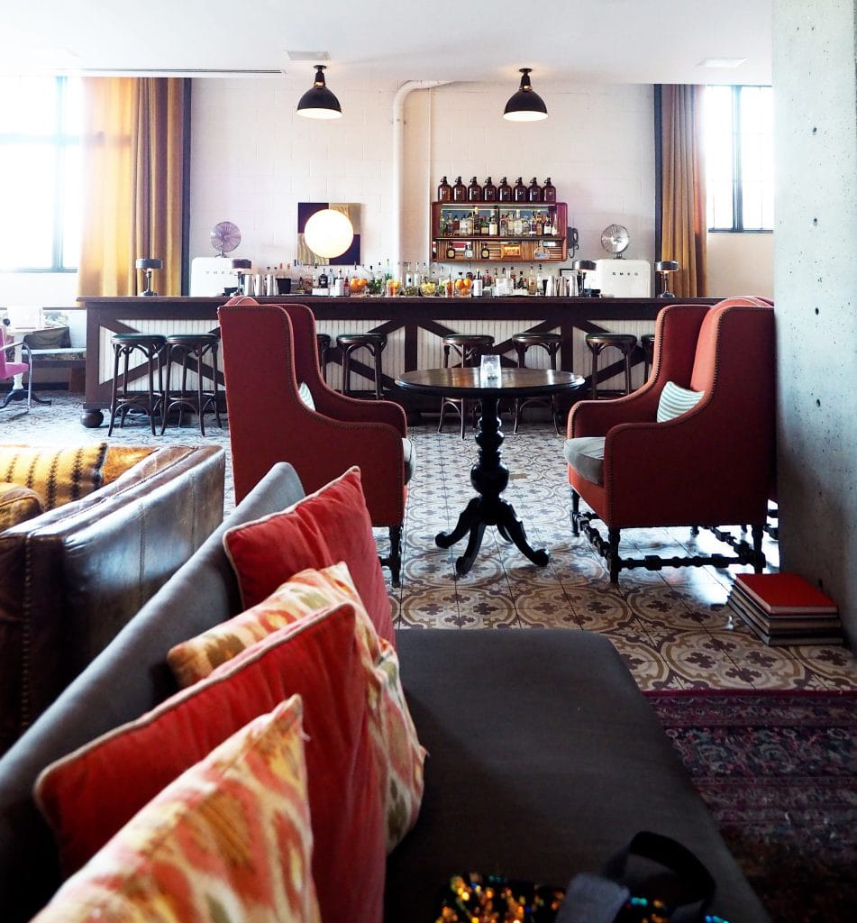 best boutique hotels in West hollywood LA Paseo