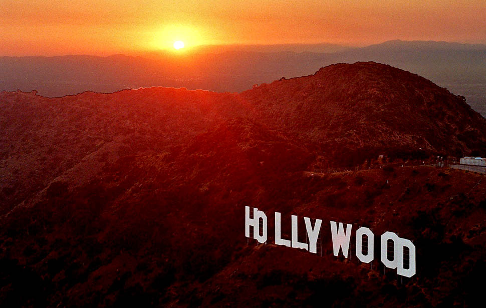 The Hollywood sign   A Los Angeles icon