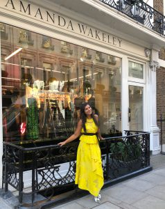 Amanda wakeley Evie de haan royal academy 250th anniversary pop up party Bonnie Rakhit