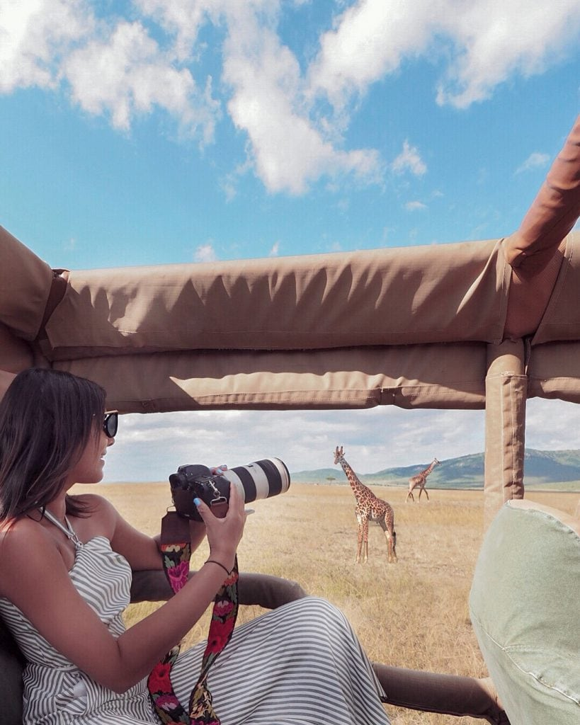 Bonnie Rakhit The Ultimate African Safari Adventure with Fairmont Hotels