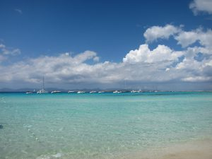 Formentera best instagram beaches and locations in Ibiza