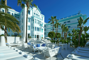 Ibiza best hotels and spas in Ibiza where to stay Es Vive hotel