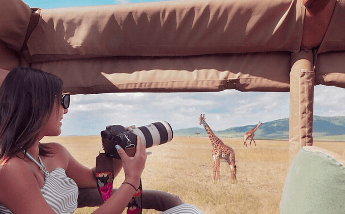 Bonnie Rakhit The Ultimate African Luxury Safari Adventure with Fairmont Hotels
