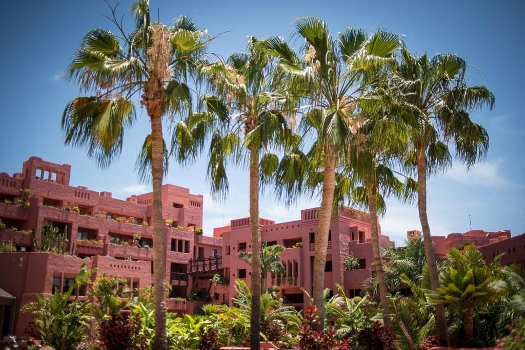 Beautiful hotels Ritz Carlton Abama Tenerife best design hotel