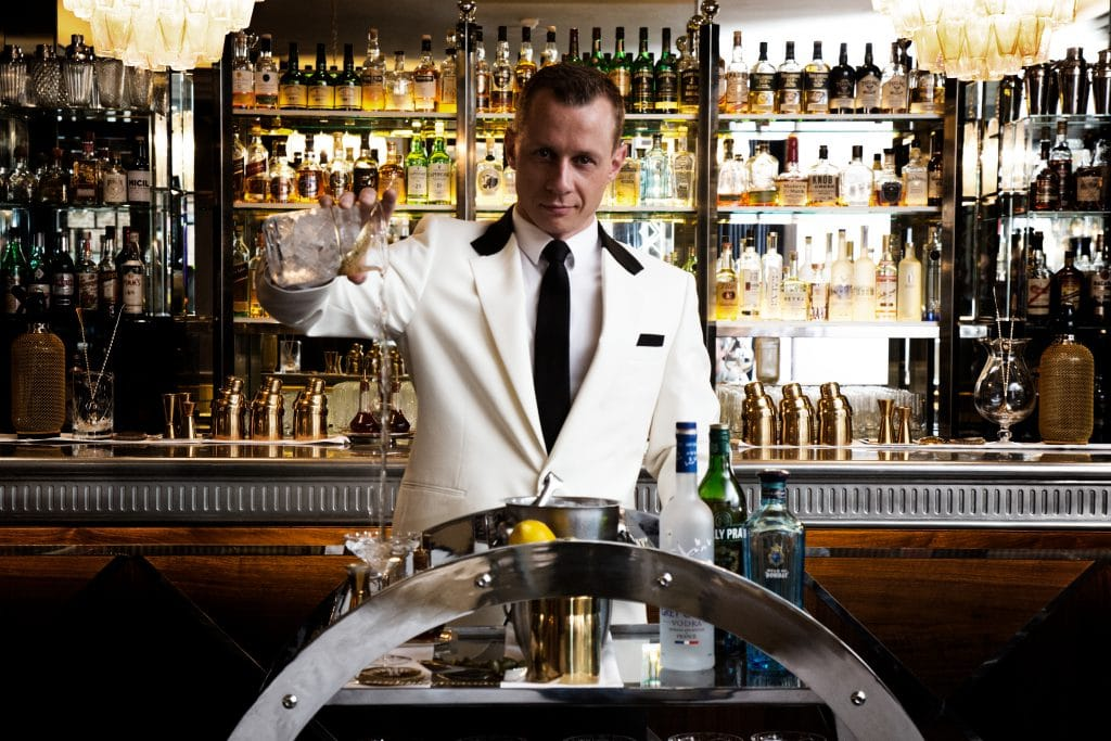 The Westbury Dublin Irelands coolest Hotel best cocktail Bar