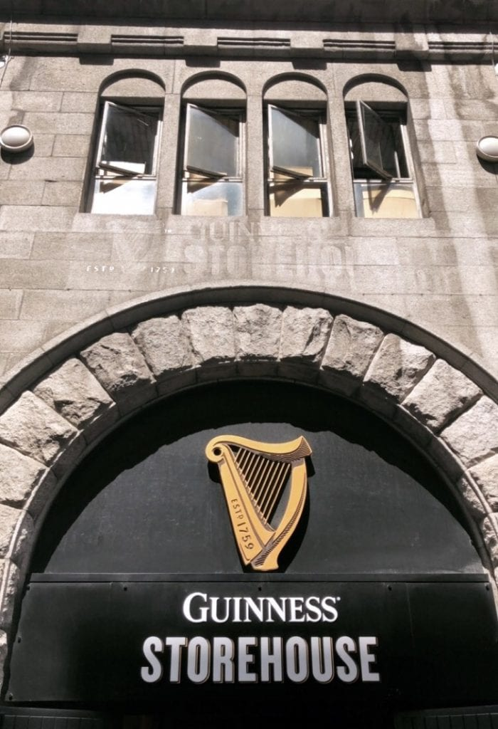Guinness Factory ireland dublin things to do
