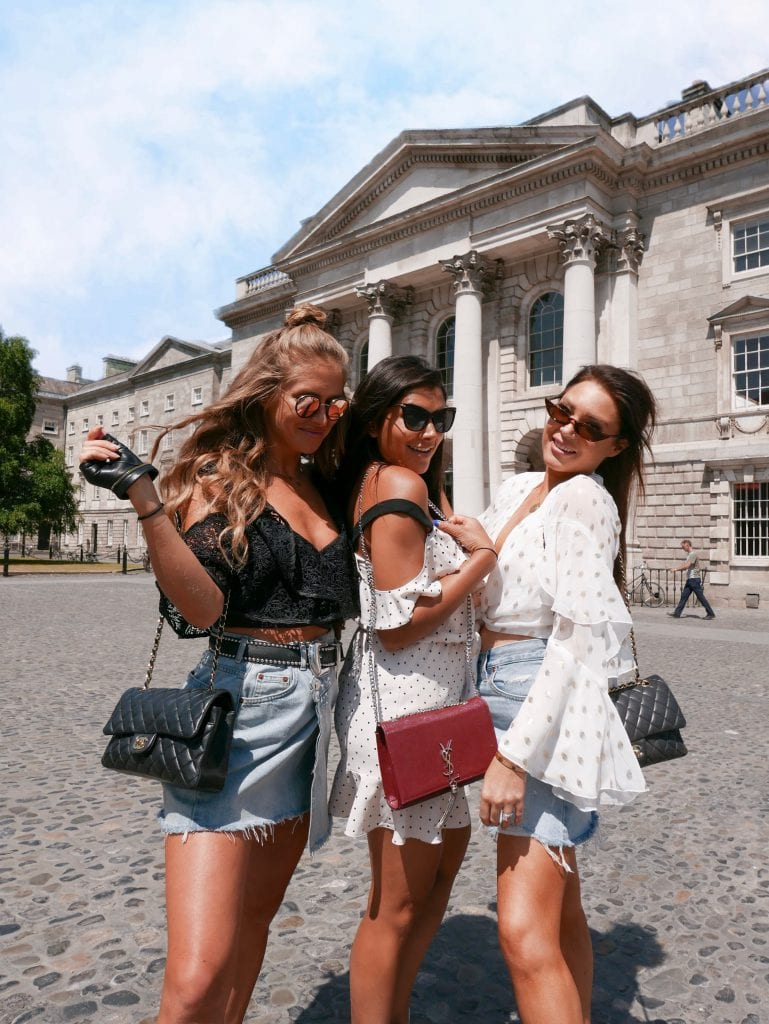 The Westbury Hotel and 5 cool things to do in Dublin