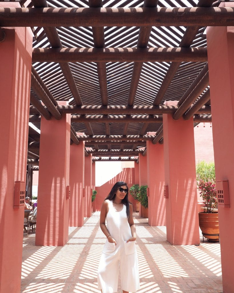 Ritz Carlton Abama Tenerife Bonnie Rakhit what to wear in