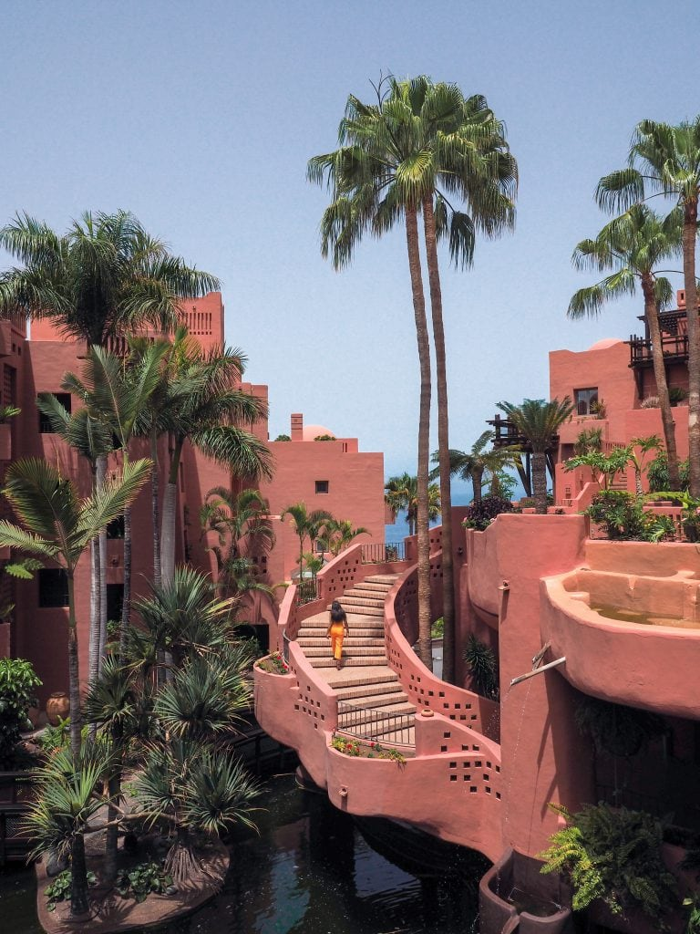 The Best Hotel in Tenerife – The Ritz Carlton Abama