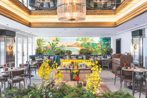 Belmond Copacabana Palace Hotel, Rio Brazil, best hotels breakfast at Pergola restaurant