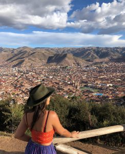 Bonnie Rakhit adventure in Peru, Peruvian view, Cusco landscape