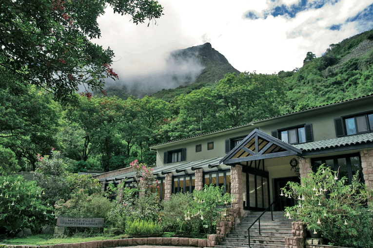 Best luxury hotel in Machu Picchu Belmond Sanctuary Lodge