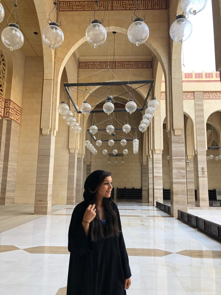 What to do in Bahrain mosque and city tour