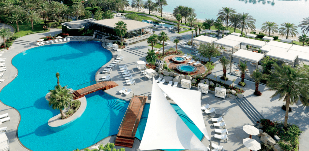 bonnie Rakhit The Ultimate Girls Luxury Mini Break at Ritz Carlton Bahrain