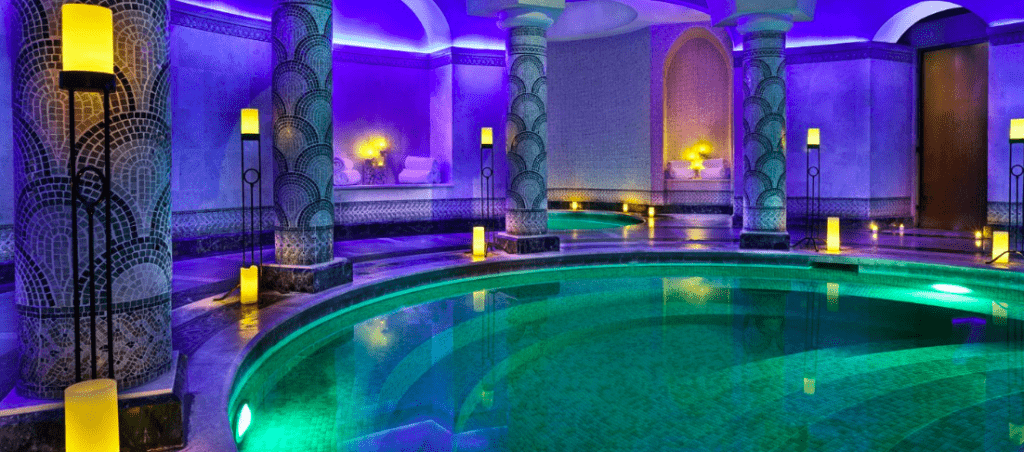 Bonnie Rakhit ritz carlton bahrain best luxury spa in the city