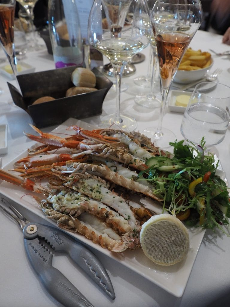 langoustine-fish-restaurant scotland