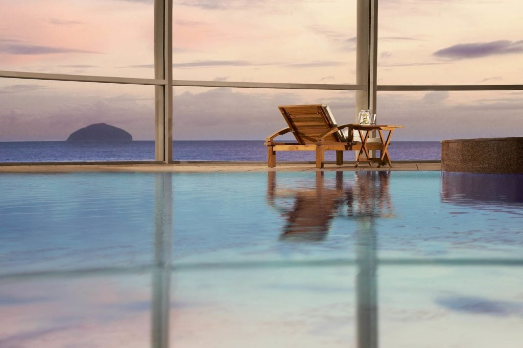 Scottish spa hotels