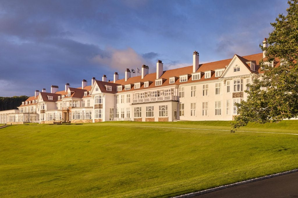 turnberry hotel ayeshire