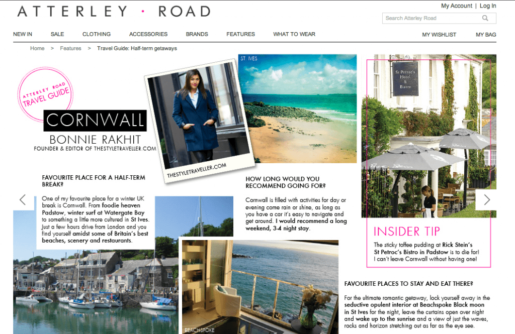 Atterley Road.com feature - May 13