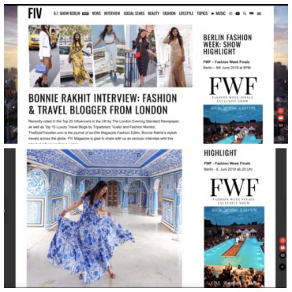 FIV MAGAZINE - APRIL 19