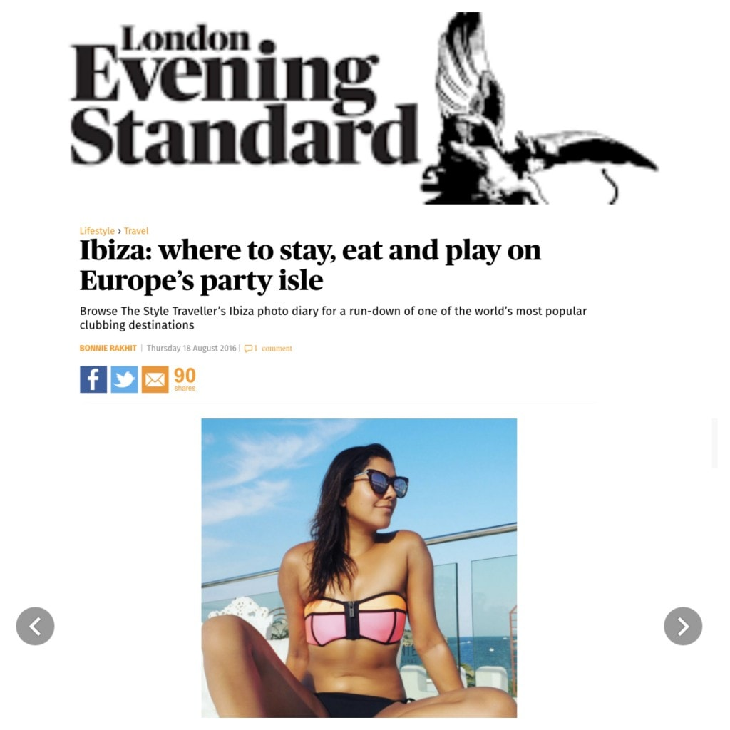 EVENING STANDARD ONLINE - AUG 16