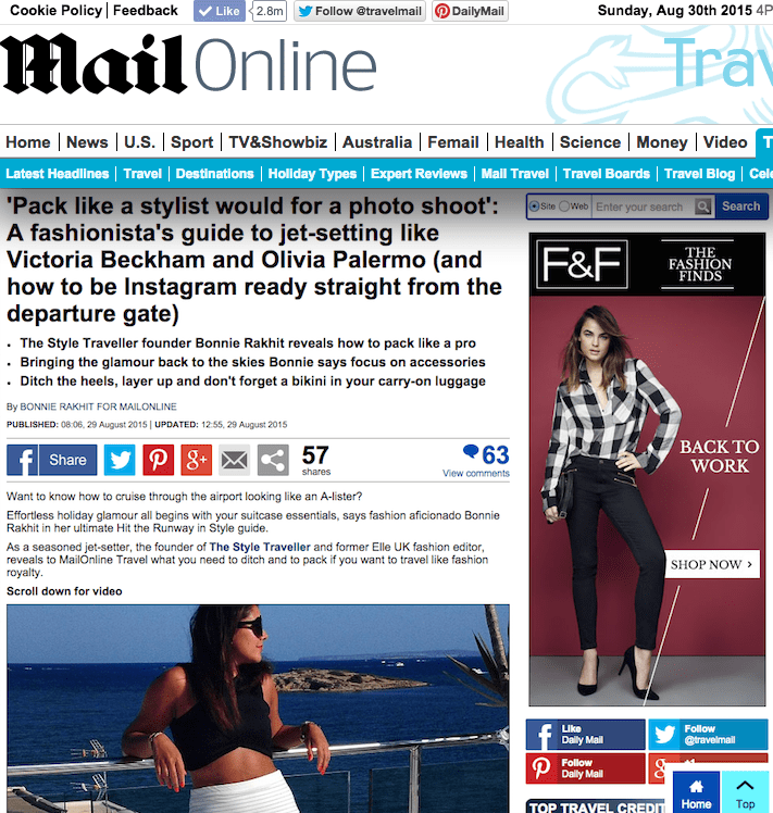 Daily Mail Online - Sept 15