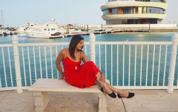 The Style Traveller Nobu Doha Fashion