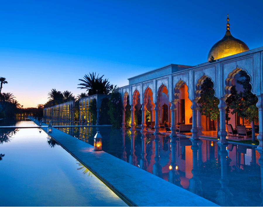 Style Traveller Marrakech beautiful hotels
