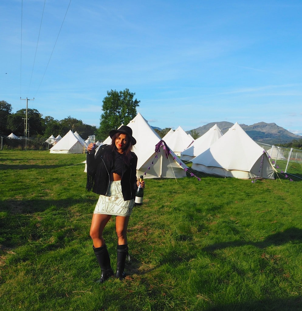 Boutique camping Festival no.6 The Style traveller
