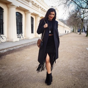 Bonnie Rakhit fashion blogger Style Traveller
