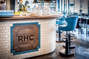 Riding House Cafe Breakfast London