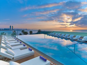 The Style Traveller W Hotel Barcelona