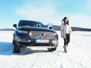 The Style Traveller Volvo XC90 T8 luxury cars Bonnie Rakhit