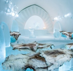 Church at The Ice Hotel The Style Traveller