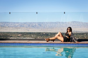 The Style Traveller Four seasons Palm Springs